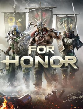 <i>For Honor</i> 2017 real-time reaction/strategy fighting game