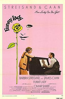 <i>Funny Lady</i> 1975 musical film directed by Herbert Ross