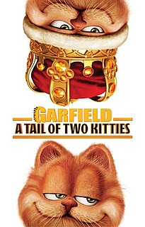 <i>Garfield: A Tail of Two Kitties</i> 2006 film by Tim Hill
