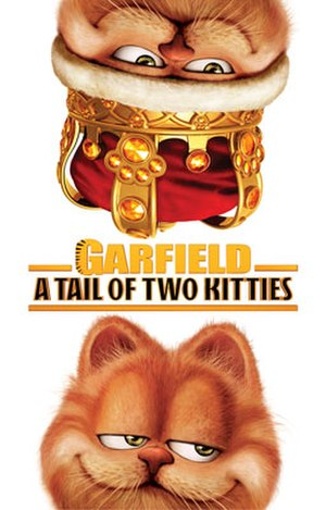 Garfield: A Tail of Two Kitties - Theatrical release poster