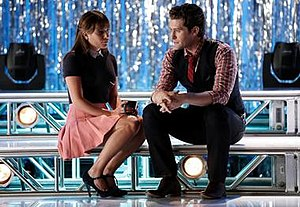 Loser Like Me (Glee) - A scene in which Will tries to convince Rachel to find a purpose in her life.