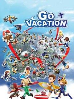 <i>Go Vacation</i> 2011 Namco Bandai video game