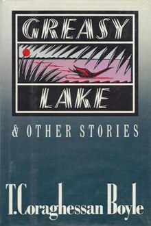 Greasy lake essay
