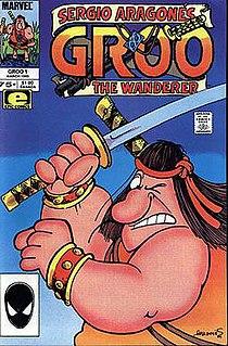 Groo the Wanderer comic book series