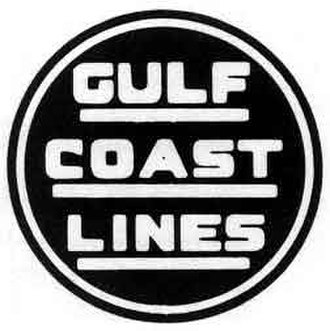 St. Louis, Brownsville and Mexico Railway - Image: Gulf Coast Lines herald