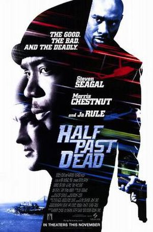 Half Past Dead - Theatrical release poster