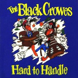 Hard to Handle (song) - Image: Hardto Handle