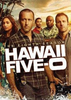 <i>Hawaii Five-0</i> (2010 TV series, season 8) Season of television series