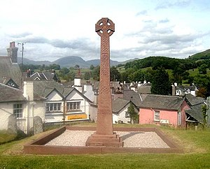 W. G. Collingwood - Hawkshead War Memorial