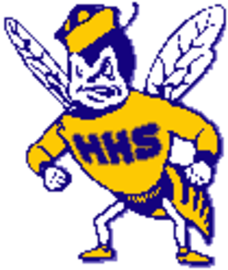 Highland High School (Albuquerque, New Mexico) - Image: Highland Hornets mascot