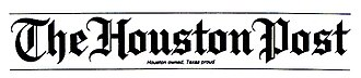 Houston Post - Image: Houston Post Final