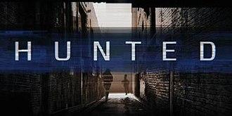 Hunted (2015 TV series) - Image: Hunted Logo