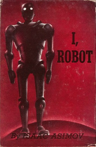 Picture of a book: I, Robot
