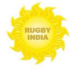 Indian Rugby Football Union - Image: Indian Rugby Logo