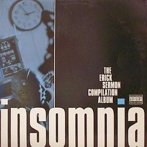 Insomnia (Erick Sermon album) - Image: Insomnia Erick Sermon