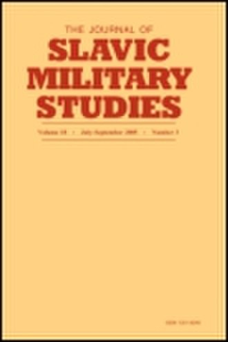 The Journal of Slavic Military Studies - Image: JSMS 2015 cover