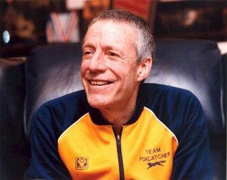 John du Pont - Du Pont in February 1992