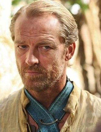 Jorah Mormont - Iain Glen as Jorah Mormont