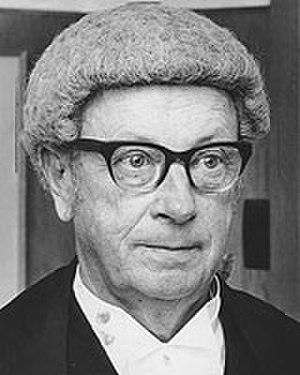 Trevor Henry - Henry in 1971