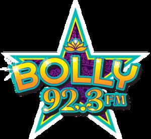 KSJO - Image: KSJO Bolly 92.3 logo