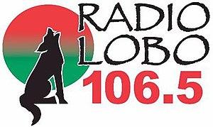 KYQQ - Image: KYQQ Radio Lobo 106.5 logo
