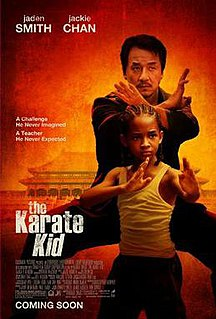 <i>The Karate Kid</i> (2010 film) 2010 film directed by Harald Zwart