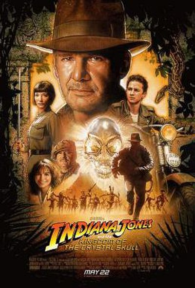 Picture of a movie: Indiana Jones And The Kingdom Of The Crystal Skull