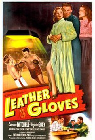 Leather Gloves - Theatrical release poster