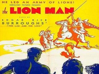 <i>The Lion Man</i> (1936 film) 1936 film by John P. McCarthy