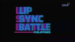 <i>Lip Sync Battle Philippines</i> Philippine television show