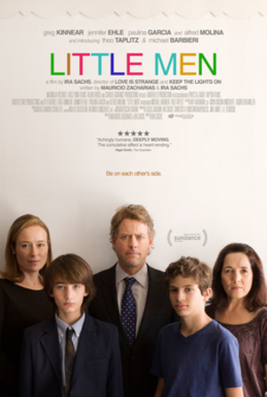 Little Men (2016 film) - Theatrical release poster