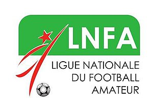 Ligue Nationale du Football Amateur - Image: Logo lnfa