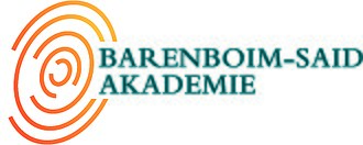 Barenboim–Said Akademie - Image: Logo of the Barenboim Said Academy