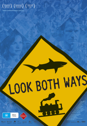 Look Both Ways - Promotional poster