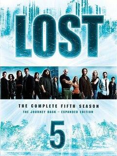 <i>Lost</i> (season 5) Season of television series