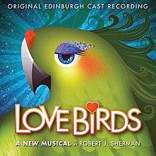 Love Birds CD Cover