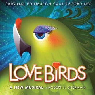 Love Birds (musical) - Love Birds CD Cover