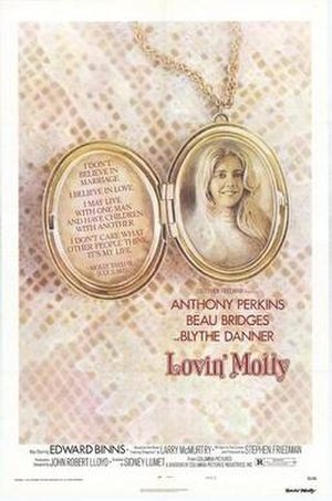 Lovin' Molly - Theatrical release poster