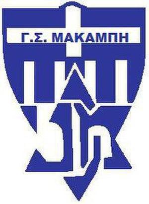 Maccabi Thessaloniki - Image: Maccabi Salonica logo