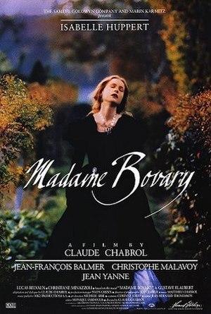 Madame Bovary (1991 film) - Image: Madame Bovary (1991 film)