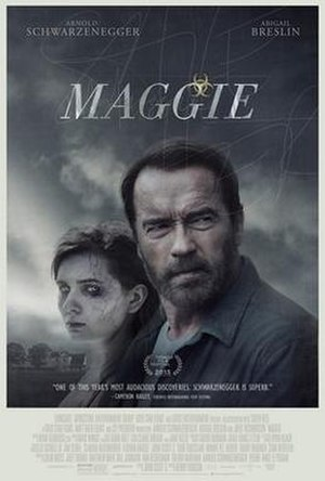Maggie (film) - Theatrical release poster