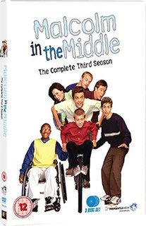 <i>Malcolm in the Middle</i> (season 3) Season of television series