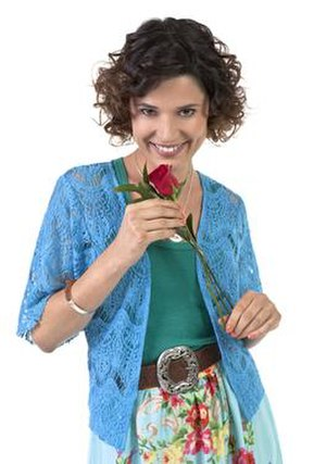 Chiquititas (2013 Brazilian telenovela) - Carol as portrayed by Manuela do Monte.