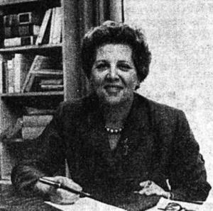 Suzanne Borel - Marie Nancy Suzanne Bidault
