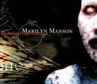 <i>Antichrist Superstar</i> Second studio album by American rock band Marilyn Manson