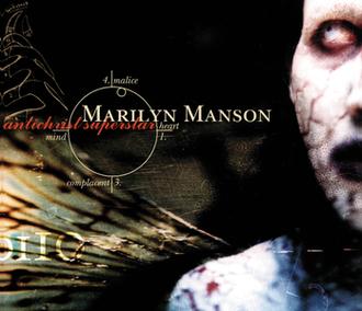 Antichrist Superstar - Image: Marilyn Manson Antichrist Superstar