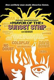 <i>Mayor of the Sunset Strip</i>