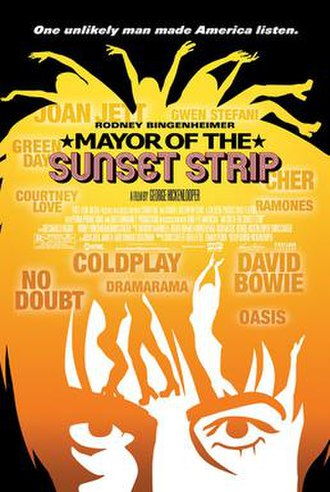 Mayor of the Sunset Strip - Image: Mayor of the Sunset Strip