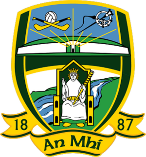 Meath GAA - Image: Meath GA Acrest