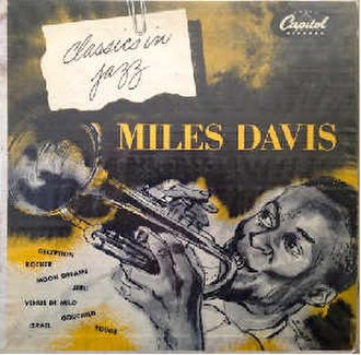 Birth of the Cool - Image: Miles Classics In Jazz